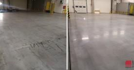 Skuteczne czyszczenie betonu