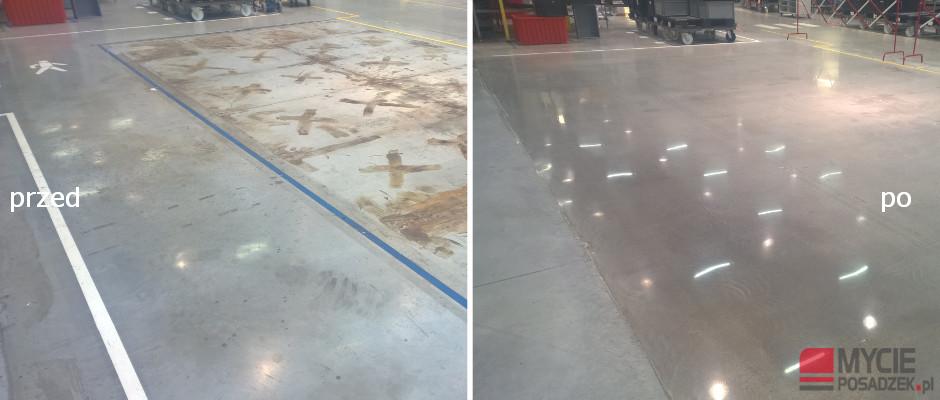 Usuwanie Rdzy z betonu 2018