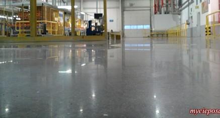 Polerowany beton