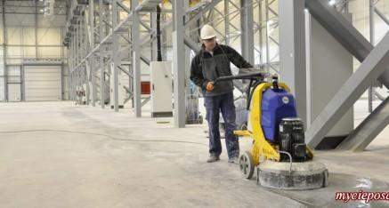 Profesjonalne odnawianie posadzki betonowej