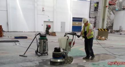 Profesjonalne szlifowanie posadzek betonowych