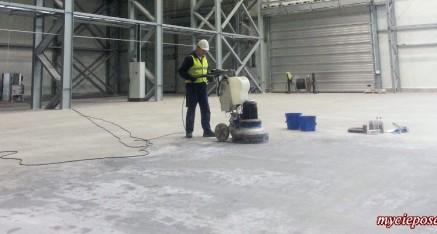 Szlifowanie betonu Warszawa